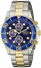 Invicta Men's Pro Diver Chronograph Stainless Steel Watch 1773