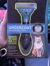 Furminator Undercoat Deshedding Tool For Small Long Hair Cats
