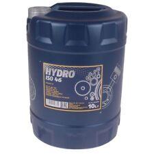 MANNOL Hydro ISO 46 Hydraulik Öl - 10 Litre