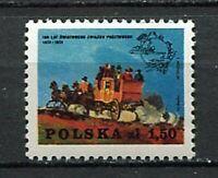 35865) Poland 1974 MNH Upu 1v. Scott #2029