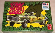 AMT 1965 Ford Galaxie Jolly Green Gasser 1:25 scale model car kit 1192