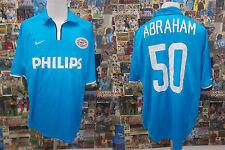 maglia calcio shirt maillot camiseta trikot PSV ABRAHAM TG XL