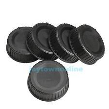 5pcs Rear Lens Cap Cover for Nikon AF AF-S DSLR SLR Camera LF-4 Lens Accessory