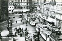 uralte Photo-AK, Karl-Marx-Stadt (Chemnitz), 25 Markt
