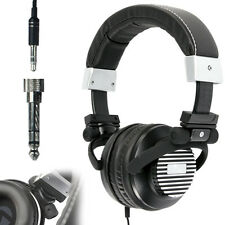 Estéreo De 3,5 Mm Auriculares Negros On-ear Calidad Latas-Neodimio Bass-Mp3