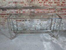 Consoles en verre pour la maison   eBay 9e10ca57d6b8