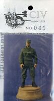 CIV Miniatures 1:35 Army Soldiers Resin Figure Kit #045