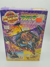 Vintage 1993 Mattel Bluebird Mighty Max Takes on Terror Talons SEALED RARE