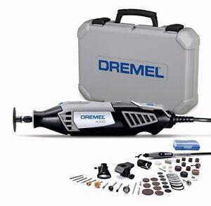DREMEL 4000-4/50 - 240V 175W Variable Speed Multi Purpose Rotary Tool F0134000NJ