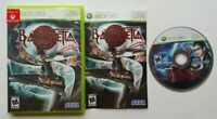 Bayonetta (Xbox 360, 2010) Game Complete Tested & Works