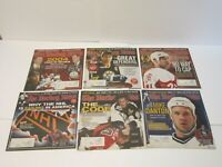 2004 Lot of 51 The Hockey News NHL Issues Sidney Crosby Brodeur Team Canada