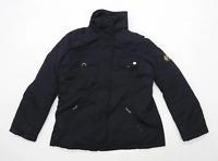 Lloyds Womens Size 14 Black Coat