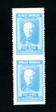 Dominica Stamps # C124 VF OG NH Imperf Between Pair