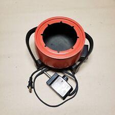 West Bend 2 qt Electric Fondue Pot
