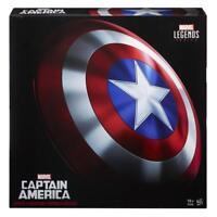 (IN-Hand) Hasbro Marvel Legends Captain America Shield 1:1 Scale Replica NEW