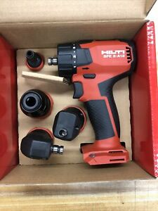 NEW Hilti SFE 2-A12 MULTI-HEAD DRILL DRIVER
