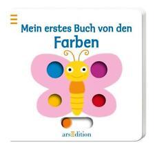 Mein erstes Buch von den Farben (Pappbilderbuch)