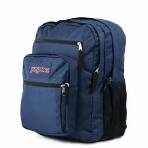 JANSPORT Big Student Backpack Navy EK0A5BAHN54 JANSPORT Schoolbag