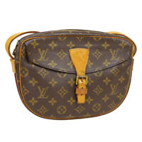 LOUIS VUITTON JEUNE FILLE MM CROSS BODY BAG TH0920 PURSE MONOGRAM M51226 31257