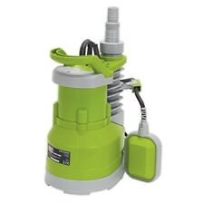 Sealey WPC235P Submersible Water Pump Automatic 217ltr/min 230V