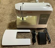 SINGER Brilliance 6199 Computerized Sewing Machine Pedal Working Good Condition
