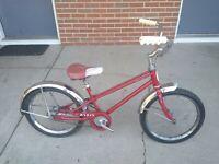 """Vintage Schwinn Pixie 16"""" Bicycle"""