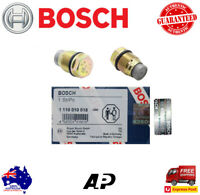 GENUINE BOSCH FUEL PRESSURE RELIEF/ LIMITING VALVE SENSOR 1110010015 ZD30 CRD