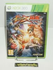 ++ jeu XBOX 360 street fighter X tekken NEUF sous blister ++