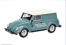 """Schuco VW Kleinwagen """"Volkswagen Service"""", taubenblau  1:43 450900900"""