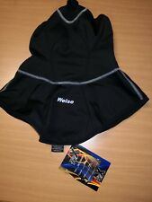 Weise Tex Black Fleece Lined Thermal Windproof Turtleneck Base Layer WTEX132