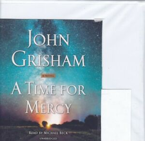 A TIME FOR MERCY by JOHN GRISHAM ~ UNABRIDGED CD AUDIOBOOK