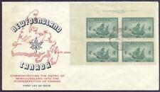 Canada 282 first day cover, Newfoundland
