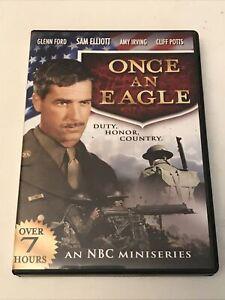 Once an Eagle (DVD, 2010, 2-Disc Set) SAM ELLIOTT  COMPLETE MINI SERIES