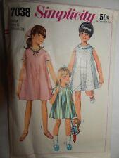 4700553da Patrones de costura y mercería vestidos para niños | Compra online ...