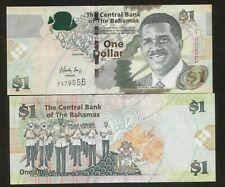 Bahamas 1 Dollar 2008 Pick 71 UNC #479555