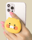 Kakao Friends Choonsik Face Smarttok Cell Phone Grip Holder Stand Silicon