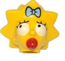 LEGO Head for Maggie Minifigure from Simpsons Series 2 NEW
