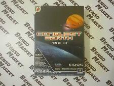CONQUEST EARTH PRIMO CONTATTO - PC - BIG BOX EDIZIONE CARTONATA ITALIANA LEADER