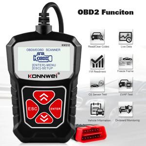 KONNWEI KW310 OBD2 Scanner for Auto OBD 2 Car Scanner Diagnostic Tool Automotive