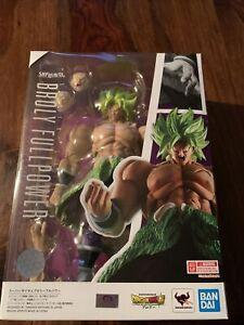Dragon Ball Super Broly S.H.Figuarts Action Figure Super Saiyan Broly Full Power