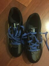Umbro Youth Size 11K Blue Black Yellow Soccer Cleats G Turrachi Sport Youth:Euc