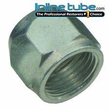 5/8-18 Inverted Flare Tube Female Nut Fitting 3/8 A/C Brake Line Tubing EA TN70