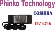 NEW Original Adapter Charger for TOSHIBA Portege R830 R835 Z830 R700, 19V 4.74A