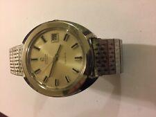 Vintage Omega Geneve Automatic,Date Ref: 166721 Steel Mens Watch.