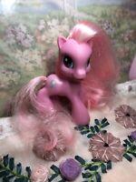 "Hasbro My Little Pony Pinkie Pie 8"" Pink Balloons 2008 Pink Hair G3.5"