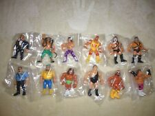 🌟🌟  WWF/WWE HASBRO COMPLETE LOOSE SET 97 FIGS - HOGAN/WARRIOR/BRET/MACHO🌟 🌟