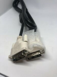 NEW DVI 6' Ft Foot DVI-D Male to DVI-D Male Video LCD Dual Link Monitor Cable