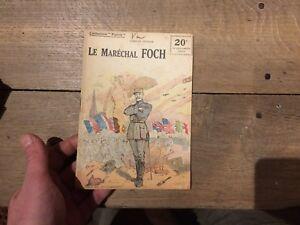 Kollektion Vaterland: der Marschall Foch