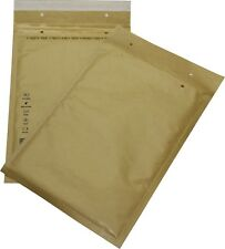 300 St Padded Mailing Envelopes Size 6 F Brown 240x350 Envelopes DIN A4+