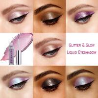 PHOERA 16 colors Eyeshadow Liquid Waterproof Eyeliner Shimmer Cosmetics NEW TG